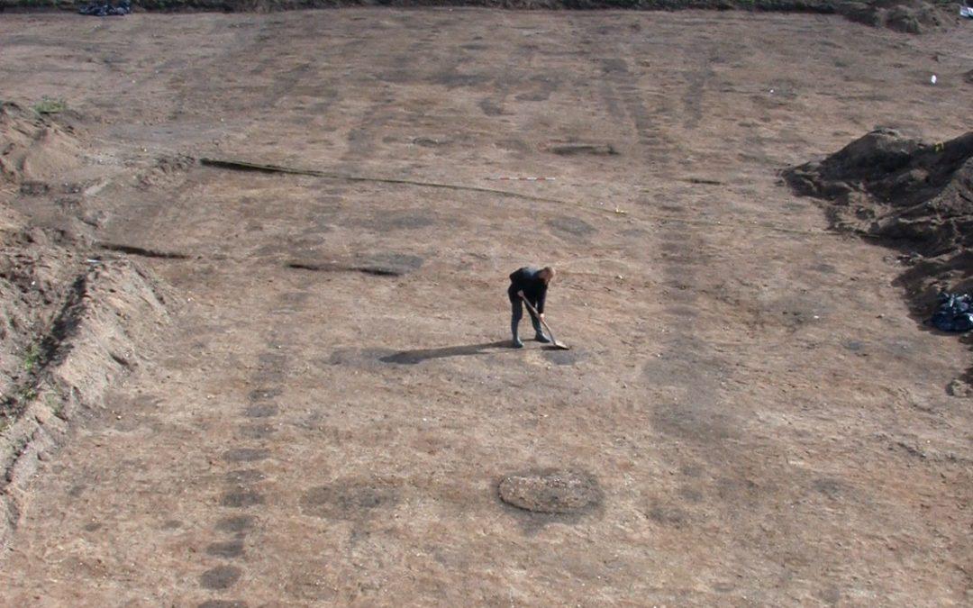 Monumentale byggerier og 500 års magt ved Tissø