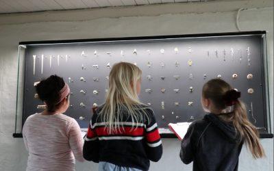 Samskabende kunstprojekt sender 3. klasser på rejse gennem symboler og myter